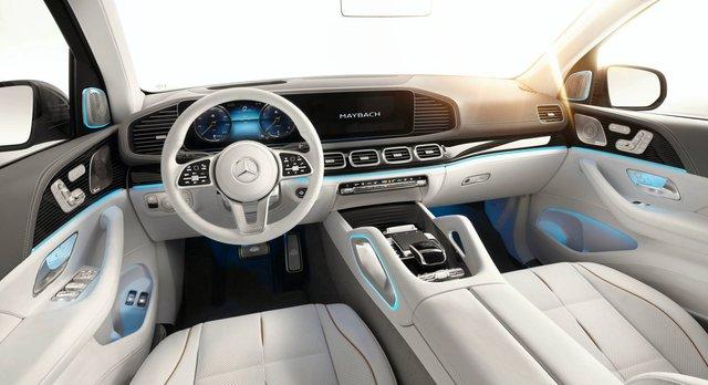 Mercedes-Maybach GLS chính thức có giá bán: Gấp đôi bản GLS 450, tiệm cận Bentley Bentayga - Ảnh 2.