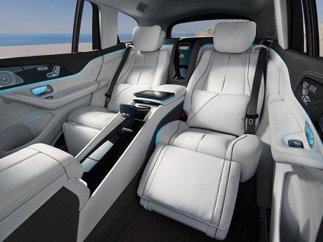 Mercedes-Maybach GLS chính thức có giá bán: Gấp đôi bản GLS 450, tiệm cận Bentley Bentayga - Ảnh 3.