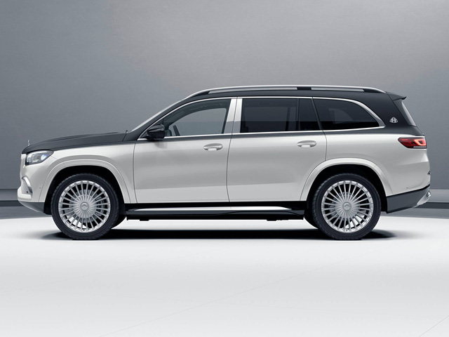 Mercedes-Maybach GLS chính thức có giá bán: Gấp đôi bản GLS 450, tiệm cận Bentley Bentayga - Ảnh 1.