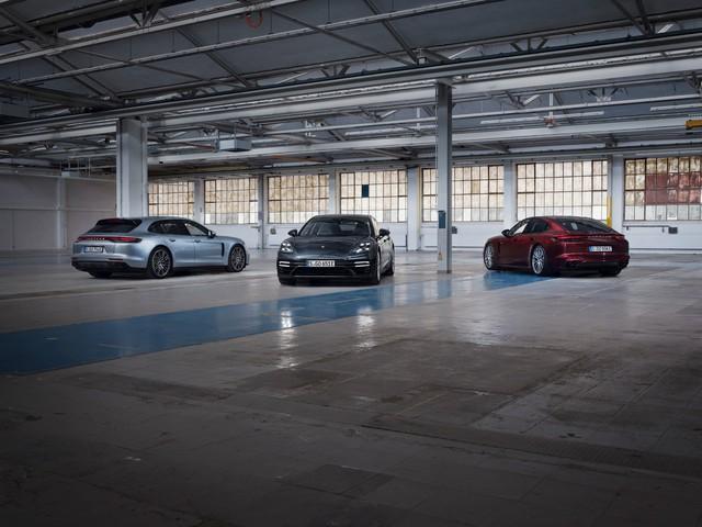 Porsche Panamera nâng cấp cho fan tốc độ: Tăng tốc 0-100 km/h trong 3 giây như siêu xe - Ảnh 1.