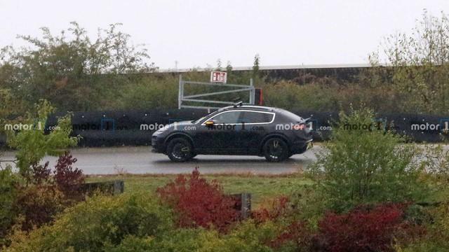 Tóm gọn Porsche Macan phiên bản dành cho người không muốn tốn tiền đổ xăng - Ảnh 1.