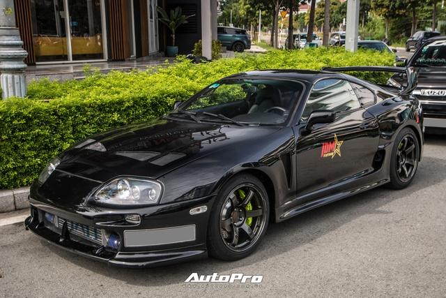 Hội chơi xe thể thao Nhật khuấy động Vũng Tàu, kỉ niệm một năm thành lập với nhiều mẫu xe độc, lạ - Ảnh 12.