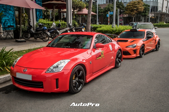 Hội chơi xe thể thao Nhật khuấy động Vũng Tàu, kỉ niệm một năm thành lập với nhiều mẫu xe độc, lạ - Ảnh 10.