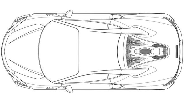 Siêu xe McLaren bí ẩn dùng động cơ hybrid dần lộ diện - Ảnh 2.