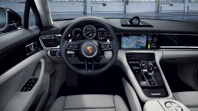 Porsche Panamera nâng cấp cho fan tốc độ: Tăng tốc 0-100 km/h trong 3 giây như siêu xe - Ảnh 4.