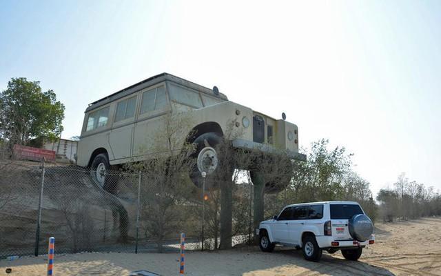 Bộ sưu tập ô tô độc nhất vô nhị của đại gia Ả-Rập - Ảnh 1.