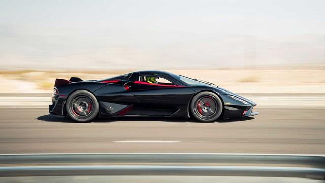Vừa phá kỷ lục tốc độ thế giới, SSC ngay lập tức nhá hàng 'mini Tuatara' với giá chỉ... gần 2 triệu USD - Ảnh 1.