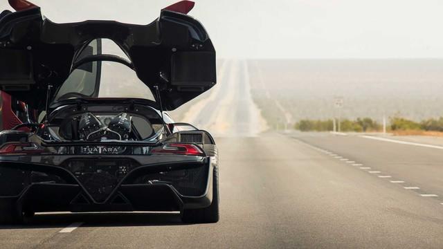 Vừa phá kỷ lục tốc độ thế giới, SSC ngay lập tức nhá hàng 'mini Tuatara' với giá chỉ... gần 2 triệu USD - Ảnh 2.