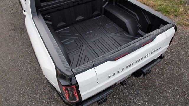 Hummer chính thức trở lại: Kiểu dáng bán tải, động cơ 1.000 mã lực, sạc nhanh như điện thoại - Ảnh 3.