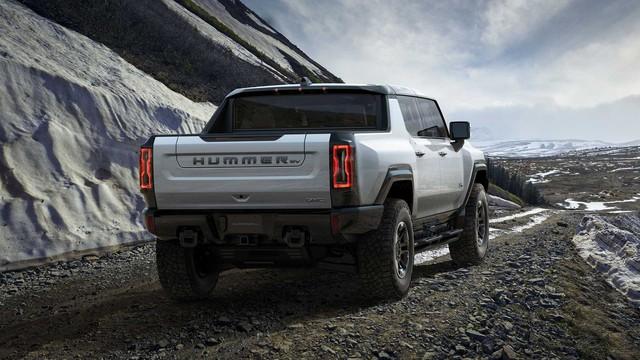Hummer chính thức trở lại: Kiểu dáng bán tải, động cơ 1.000 mã lực, sạc nhanh như điện thoại - Ảnh 2.