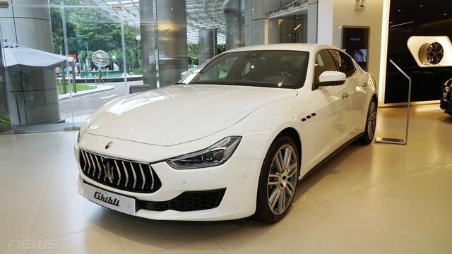 Maserati Ghibli Scatenato độc nhất Việt Nam đã có chủ  - Ảnh 2.