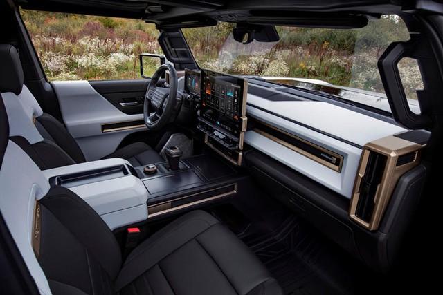 7 tính năng hot trên GMC Hummer EV: Có khả năng bò ngang như cua - Ảnh 7.