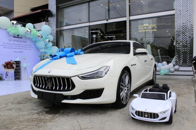 Maserati Ghibli Scatenato độc nhất Việt Nam đã có chủ  - Ảnh 1.