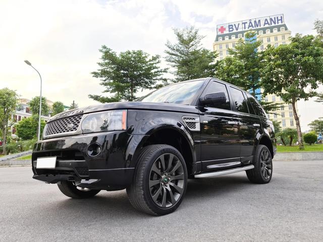 Qua thời đỉnh cao, Range Rover Sport Autobiography bán lại ngang giá Kia Sorento thế hệ mới - Ảnh 1.