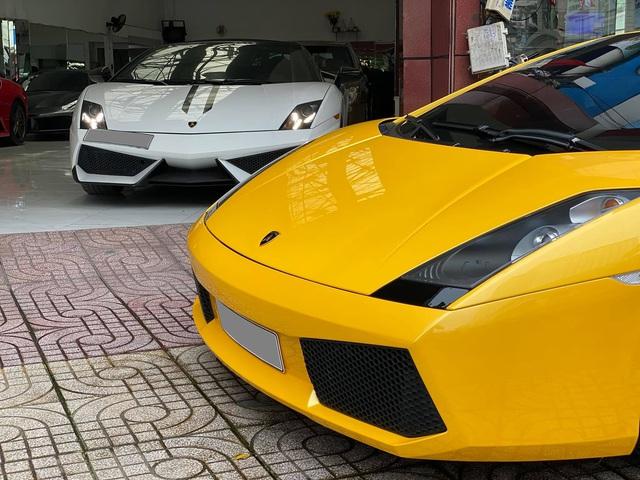 Lamborghini Gallardo LP570-4 Performante mui trần độc nhất Việt Nam cập bến đại lý siêu xe tư nhân đình đám số 1 Sài Gòn - Ảnh 1.