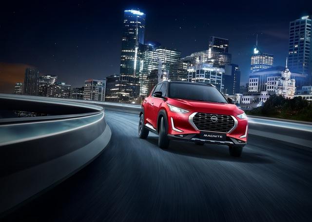 Nissan Magnite hoàn toàn mới ra mắt: SUV dưới 4 mét giá rẻ, nếu về Việt Nam dễ lập kỳ tích - Ảnh 1.