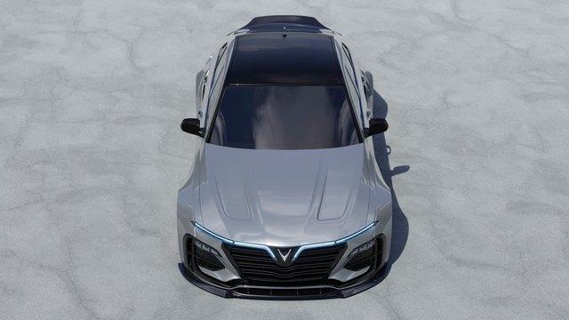Designer Việt thiết kế VinFast Lux A2.0 như siêu xe: Mercedes có AMG, BMW có M, còn VinFast có thể cần thứ này đây - Ảnh 5.
