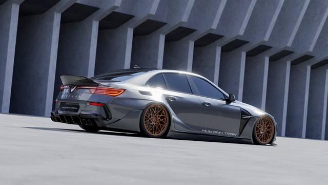 Designer Việt thiết kế VinFast Lux A2.0 như siêu xe: Mercedes có AMG, BMW có M, còn VinFast có thể cần thứ này đây - Ảnh 2.