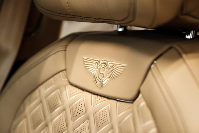 Cận cảnh Bentley Flying Spur First Edition đầu tiên tại Việt Nam, giá bán lên tới 30 tỷ đồng - Ảnh 5.