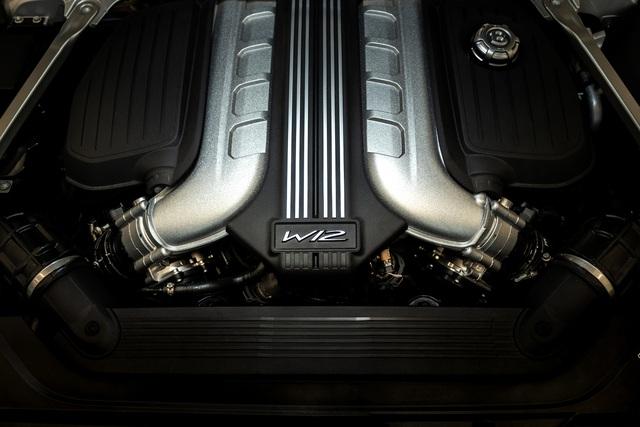 Cận cảnh Bentley Flying Spur First Edition đầu tiên tại Việt Nam, giá bán lên tới 30 tỷ đồng - Ảnh 6.