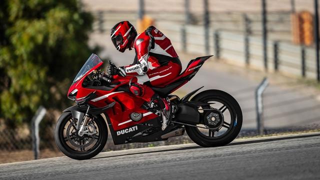 Volkswagen muốn bán thương hiệu Ducati - Ảnh 1.