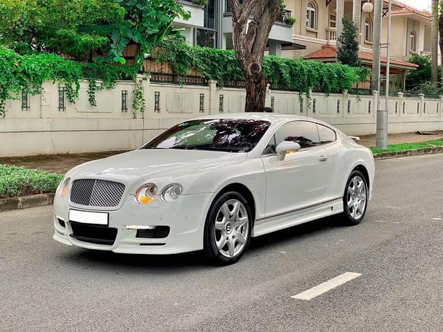 Sau 12 năm, hàng hiếm Bentley Continental GT Speed bán lại giá gấp đôi Toyota Camry 2020 - Ảnh 1.