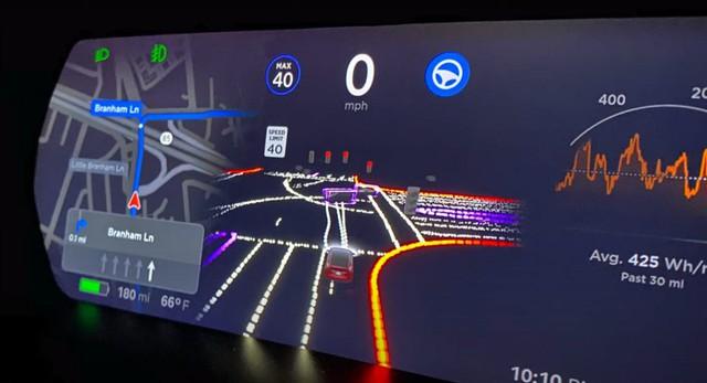 Tesla tung hệ thống tự lái hoàn chỉnh: Đại gia nóng lòng chờ xe, cơ quan an toàn lo phát sốt - Ảnh 1.