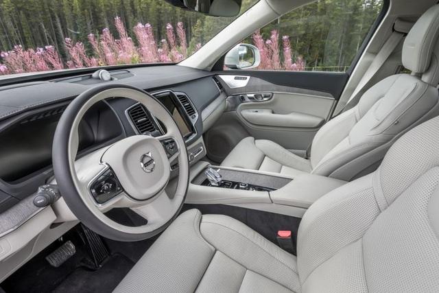 Volvo XC90 phiên bản mới sắp ra mắt tại Việt Nam: Thêm động cơ khủng đấu BMW X5 và Mercedes-Benz GLE - Ảnh 4.