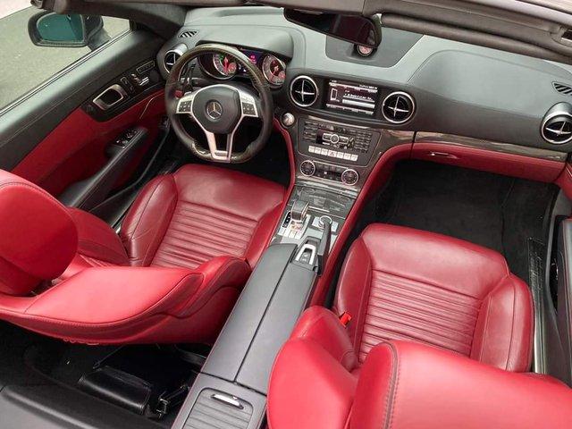 6 năm chỉ chạy 32.000km, hàng hiếm Mercedes-Benz SL 350 AMG bán lại với giá 3,3 tỷ đồng - Ảnh 4.
