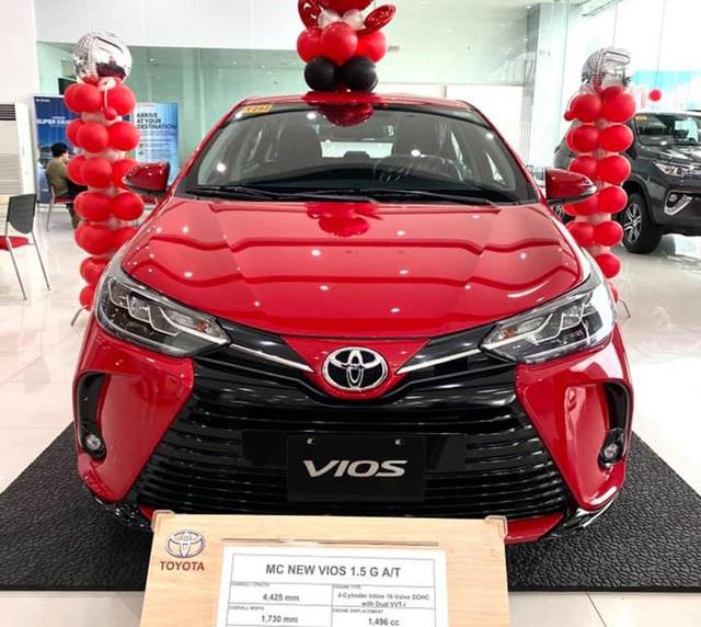 3 mẫu sedan hạng B chuẩn bị ra mắt tại Việt Nam: Toyota Vios, Honda City đáng chờ đợi, nhưng Nissan Sunny mới là ẩn số lớn - Ảnh 1.