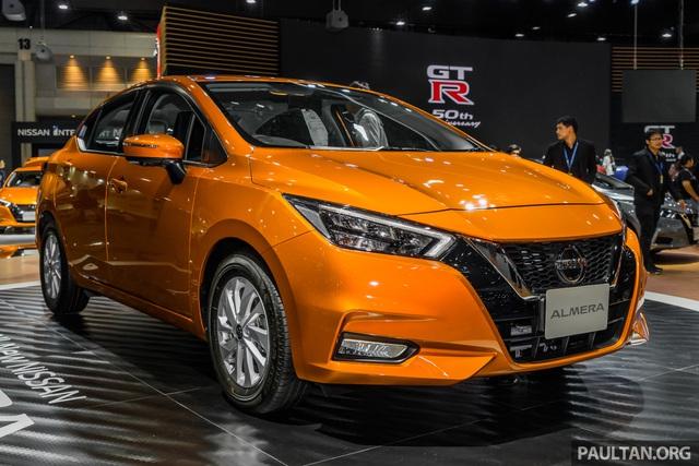 3 mẫu sedan hạng B chuẩn bị ra mắt tại Việt Nam: Toyota Vios, Honda City đáng chờ đợi, nhưng Nissan Sunny mới là ẩn số lớn - Ảnh 5.
