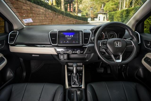 3 mẫu sedan hạng B chuẩn bị ra mắt tại Việt Nam: Toyota Vios, Honda City đáng chờ đợi, nhưng Nissan Sunny mới là ẩn số lớn - Ảnh 4.
