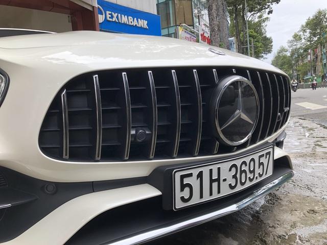 Về tay chủ mới, Mercedes-AMG GT Roadster độc nhất Việt Nam chính thức sở hữu biển số Sài Gòn - Ảnh 2.