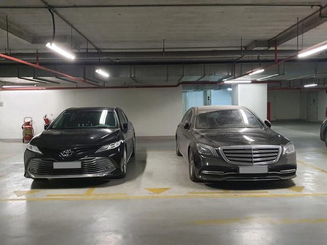 Mercedes-Benz S 450 L trị giá hơn 4 tỷ đồng bị bỏ xó: Cư dân mạng vừa xót xa, vừa phẫn nộ vì cách đỗ xe - Ảnh 3.