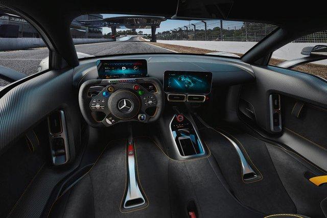 Siêu phẩm Mercedes-AMG One sẽ có công suất 1.200 mã lực mạnh bậc nhất thế giới - Ảnh 1.