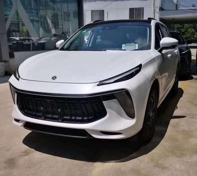 SUV Trung Quốc hoàn toàn mới, dáng sang chảnh như Maserati lên lịch về Việt Nam đấu Honda CR-V - Ảnh 6.