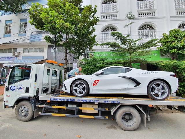 Doanh nhân Cần Thơ rủ người trải nghiệm Chevrolet Corvette C8 Stingray hơn 7 tỷ đầu tiên Việt Nam, không kể giàu nghèo - Ảnh 3.