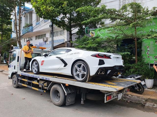 Doanh nhân Cần Thơ rủ người trải nghiệm Chevrolet Corvette C8 Stingray hơn 7 tỷ đầu tiên Việt Nam, không kể giàu nghèo - Ảnh 4.