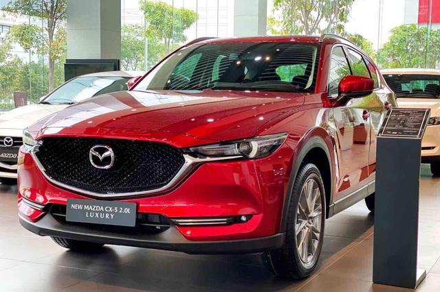 THACO thay đổi giá Mazda3 và CX-5: Bản 'chấm' to rẻ hơn bản máy nhỏ, càng cao cấp càng giảm giá nhiều - Ảnh 3.