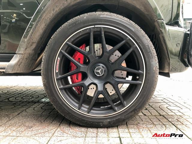 Cận cảnh Mercedes-AMG G 63 với màu sơn trị giá hơn 151 triệu đồng cùng gói độ độc của dân chơi Sài Gòn - Ảnh 3.