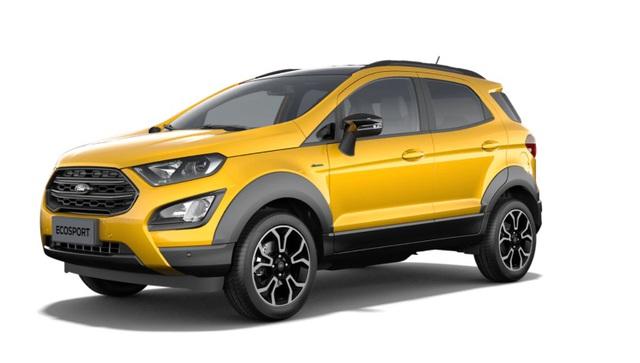 Ford EcoSport Active lần đầu lộ diện: Nỗ lực trẻ hơn để đòi lại thị phần từ Kia Seltos, Hyundai Kona - Ảnh 1.