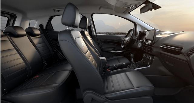 Ford EcoSport Active lần đầu lộ diện: Nỗ lực trẻ hơn để đòi lại thị phần từ Kia Seltos, Hyundai Kona - Ảnh 2.