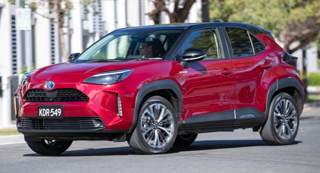 Hàng hot Toyota Yaris Cross chốt giá, quy đổi từ 445 triệu đồng - Ảnh 3.