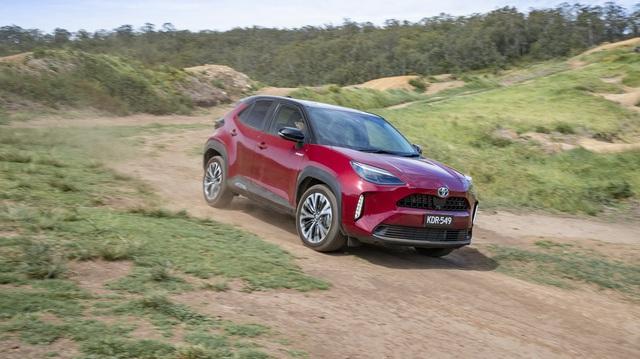 'Hàng hot' Toyota Yaris Cross chốt giá, quy đổi từ 445 triệu đồng