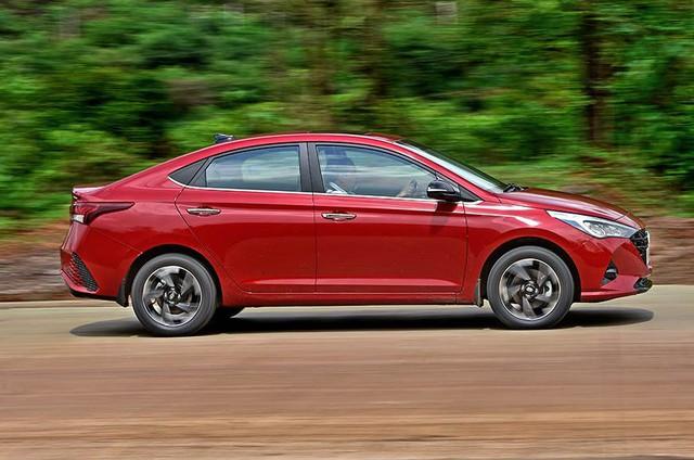 Hyundai Accent 2020 lộ diện chạy thử tại Việt Nam: Thiết kế điệu đà, sắp ra mắt phủ đầu Toyota Vios - Ảnh 5.