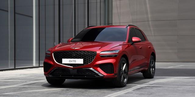 Xe sang Hàn Quốc Genesis muốn vượt Lexus, Audi trong tương lai gần - Ảnh 1.