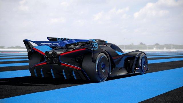 Bugatti Bolide: Quái thú 1.824 mã lực chính thức lộ diện - Ảnh 2.