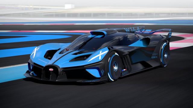 Bugatti Bolide: Quái thú 1.824 mã lực chính thức lộ diện - Ảnh 1.