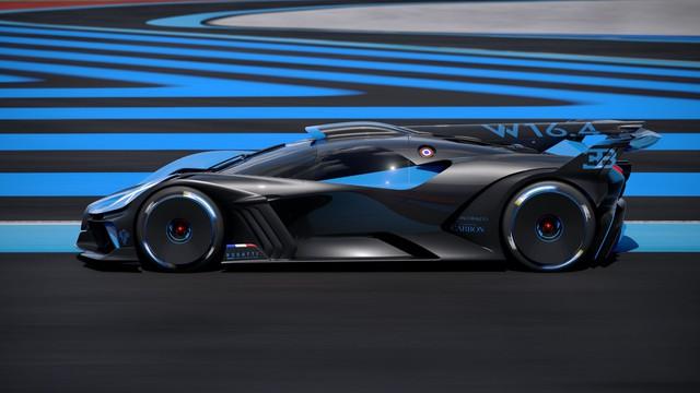 Bugatti Bolide: Quái thú 1.824 mã lực chính thức lộ diện - Ảnh 3.