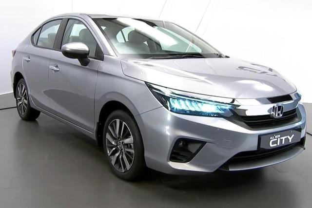 Lộ thông số 3 phiên bản Honda City 2020 tại Việt Nam: Không có turbo, bản giữa cắt trang bị, giá có thể rẻ - Ảnh 3.